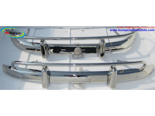 Volvo PV 544 USA type bumpers (1958-1965)